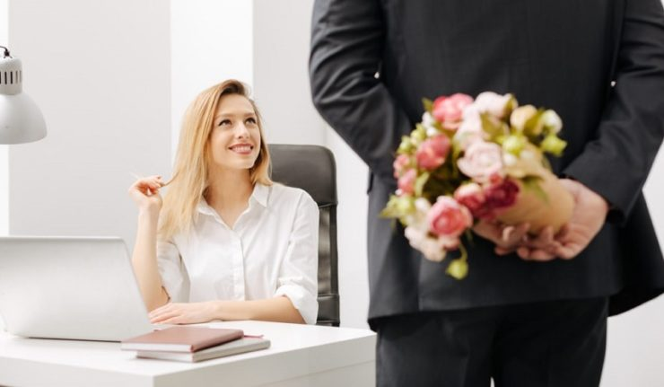 How to make dating a coworker work