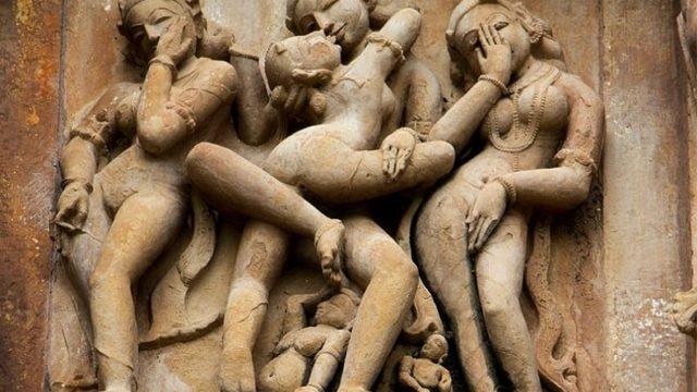 Kamasutra For Threesome