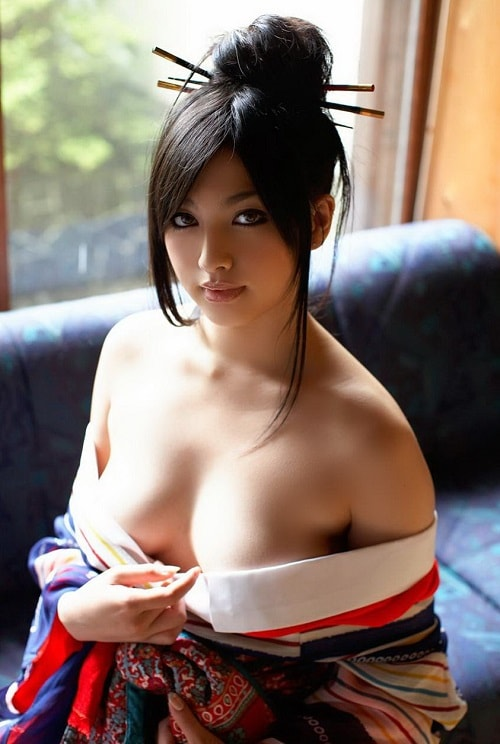 Pity, that Japanes busty pornstar names regret
