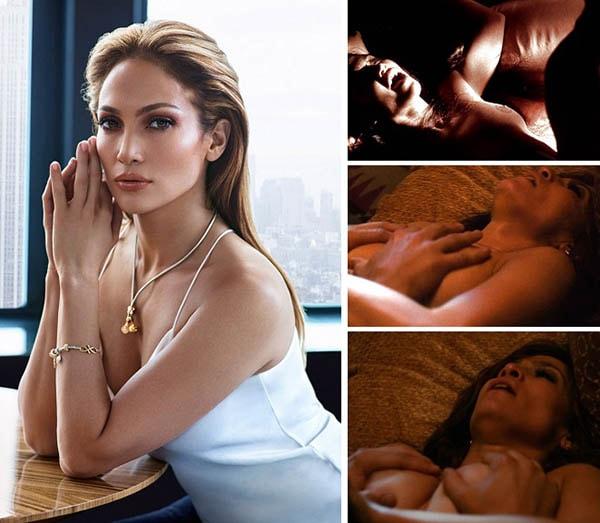 Jennifer Lopez's Hot Pole Dancing Scene