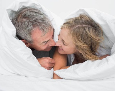 how to improve sex after 60